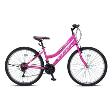 ALPINA ALPHA MTB 26'' WOMAN PINK-WHITE 1600G 2020