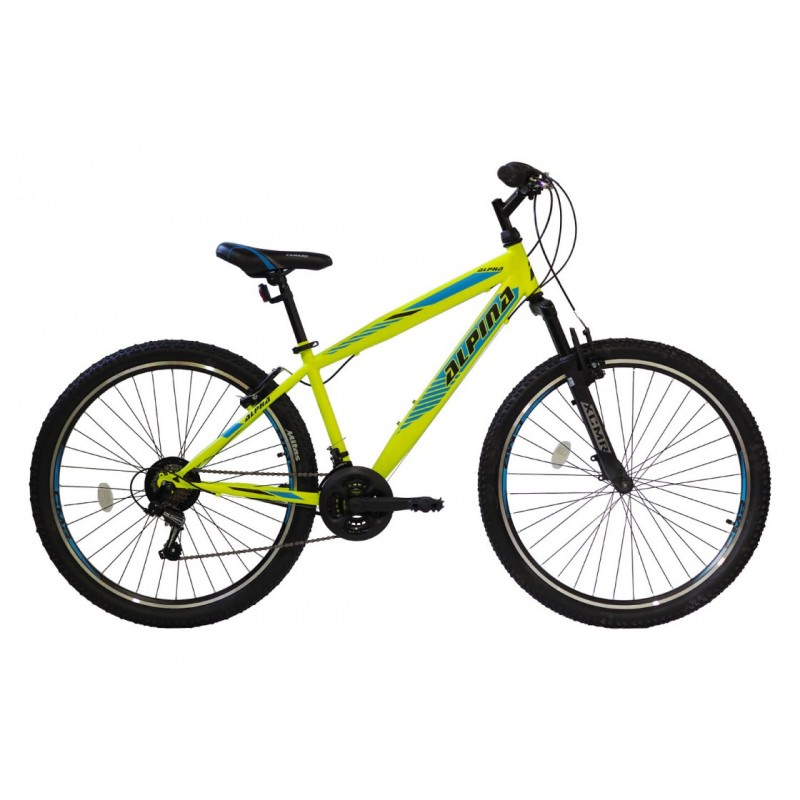 ALPINA ALPHA MTB 27,5'' MAN YELLOW-BLUE 1700AS 2019