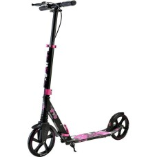 Byox Scooter με Αμορτισέρ Spooky Pink (3800146225643)