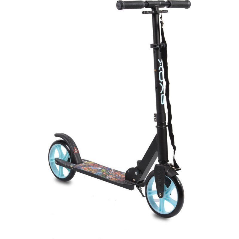 Byox Scooter Flurry blue - 3800146226749