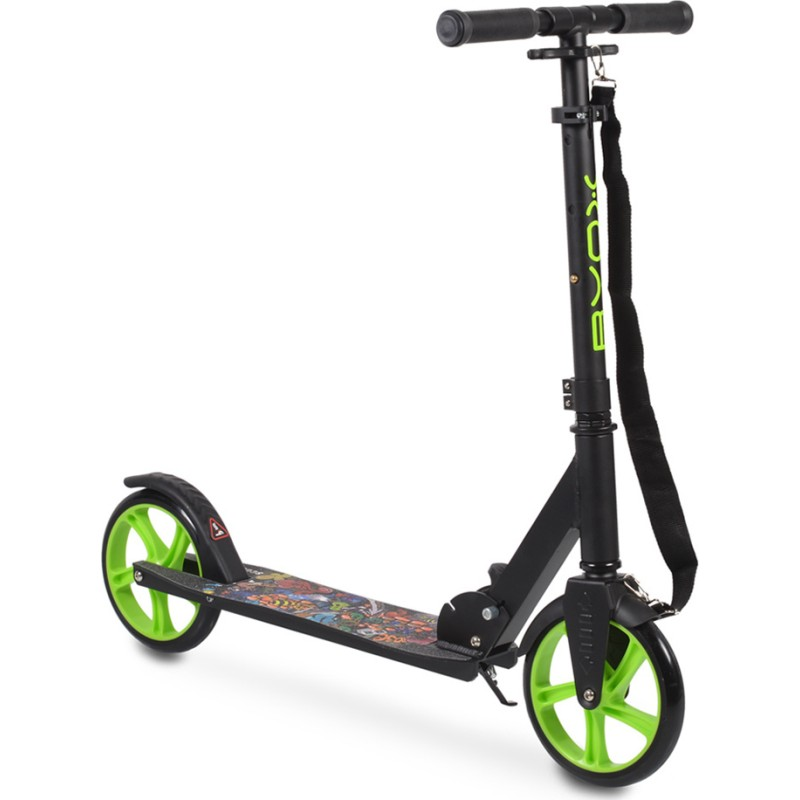 Byox Scooter Flurry Green - 3800146226749