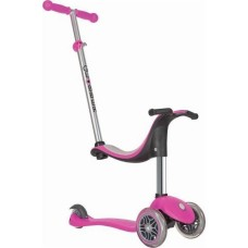 Globber Scooter Evo 4 In 1 Deep Pink (451-110-2)