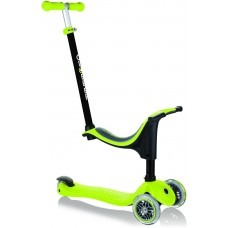 Globber Scooter Go-Up Sporty Lime Green (451-106-3)