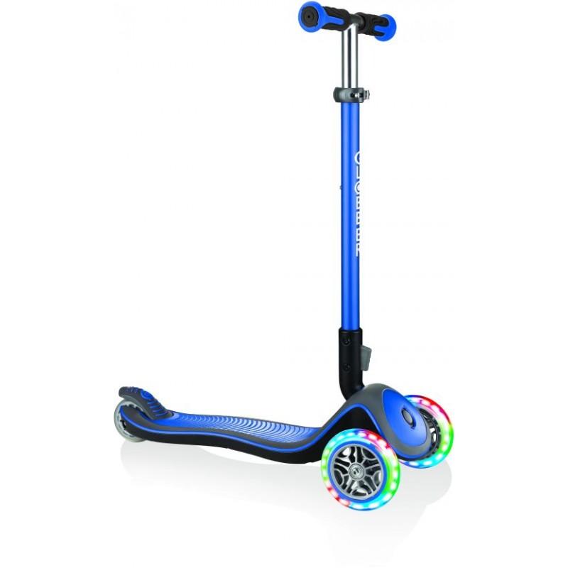 Globber Scooter Elite Deluxe-Navy Blue (444-400)