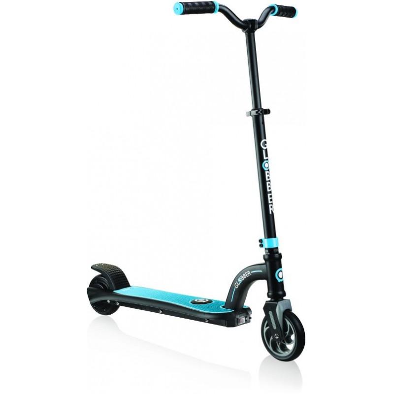 Globber Scooter One K E-Motion 10-Sky Blue/Black (650-101)