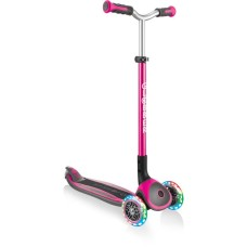 Globber Scooter Elite Master Lights Pink (662-110)